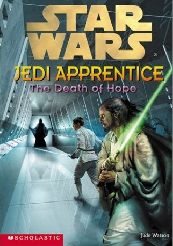 Okładka książki Jedi Apprentice: The Death of Hope