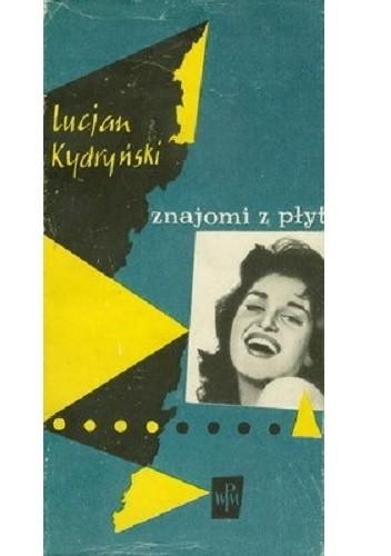 Okładka książki Znajomi z płyt