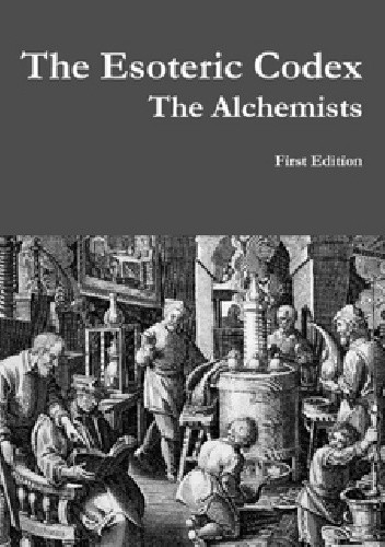 Okładka książki The Esoteric Codex: The Alchemists