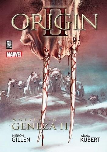 Okładka książki Wolverine: Geneza II
