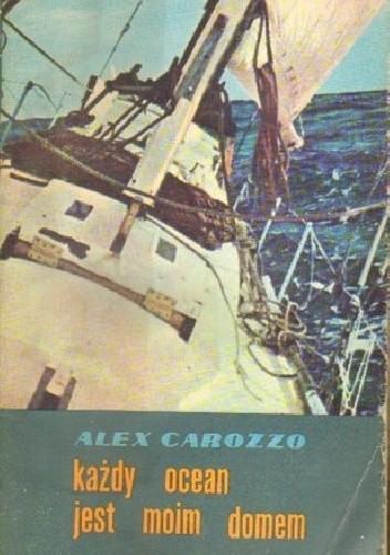 Okładka książki Każdy ocean jest moim domem