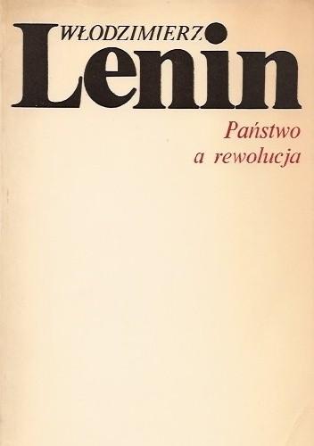 Okładka książki Państwo a rewolucja