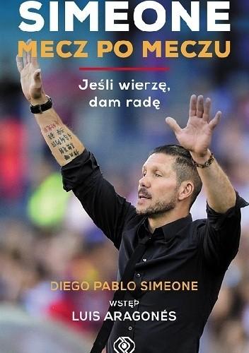 Okładka książki Simeone. Mecz po meczu