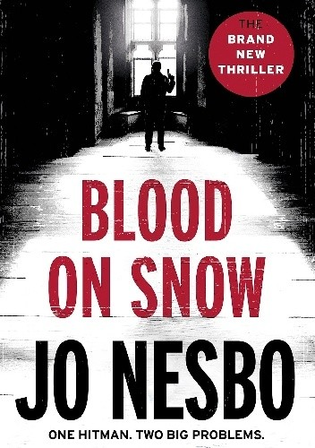 Okładka książki Blood on snow
