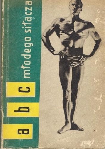 Okładka książki ABC młodego siłacza