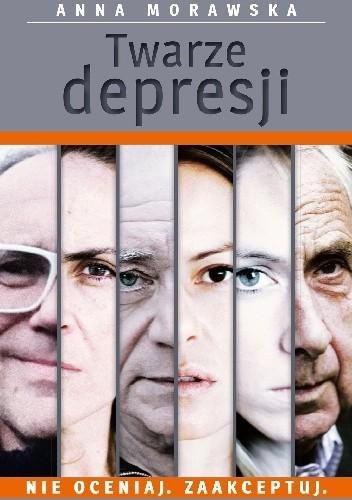 Okładka książki Twarze depresji