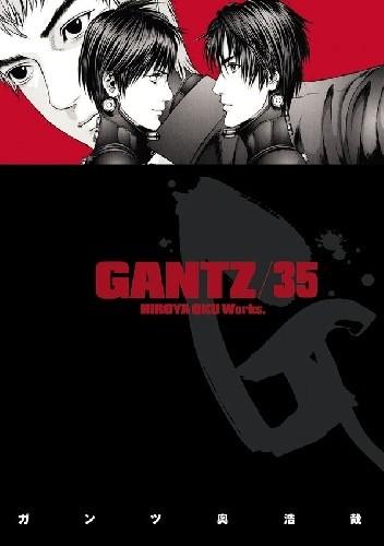 Okładka książki Gantz Volume 35