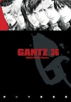 Gantz Volume 36