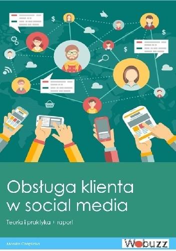 Okładka książki Obsługa klienta w social media