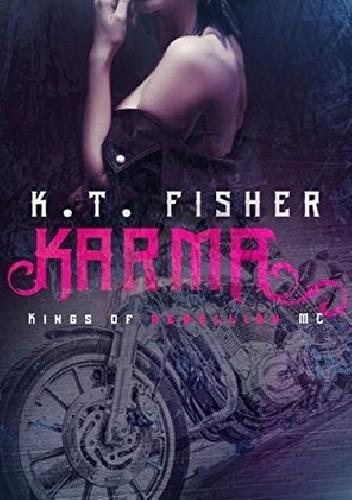 Okładka książki Karma (Kings of Rebellion MC Book 1)