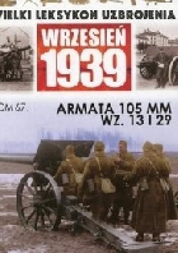Okładka książki Armata 105 mm wz. 13 i 29