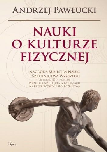 Okładka książki Nauki o kulturze fizycznej