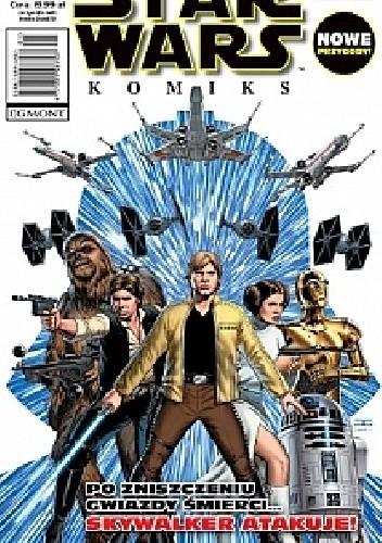 Okładka książki Star Wars Komiks 1/2015 - Skywalker atakuje!
