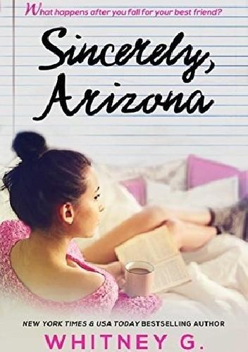 Okładka książki Sincerely, Arizona