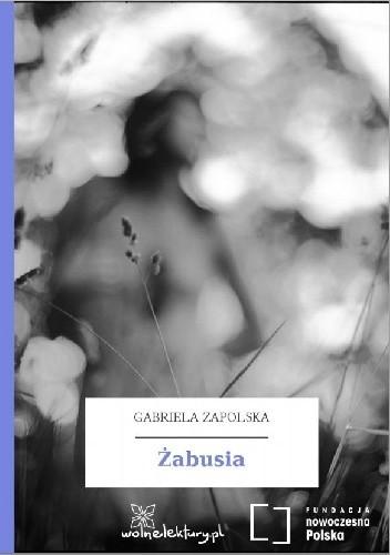 Okładka książki Żabusia
