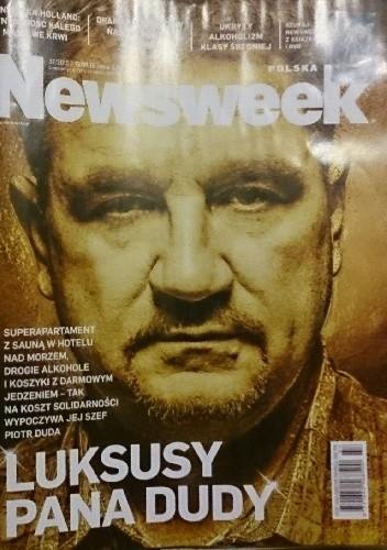 Okładka książki Newsweek 37/2015