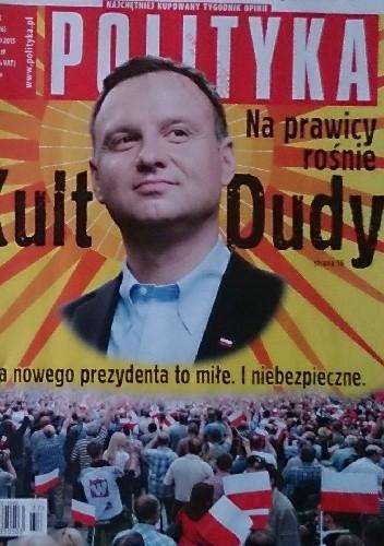 Okładka książki Polityka, nr 37/2015