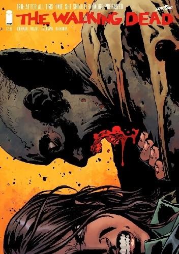 Okładka książki The Walking Dead #128