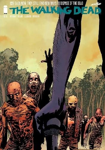 Okładka książki The Walking Dead #129
