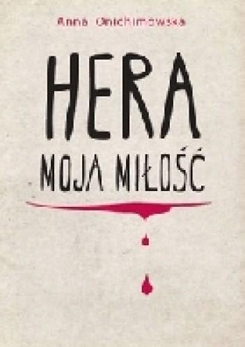 Okładka książki Hera moja miłość