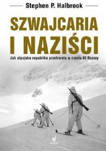 Okładka książki Szwajcaria i naziści