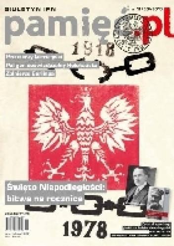 Okładka książki Pamięć.pl 11/2013