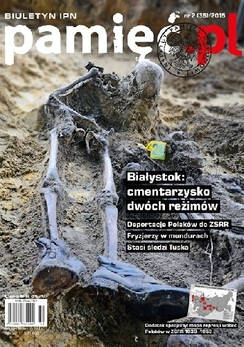 Okładka książki Pamięć.pl 2/2015