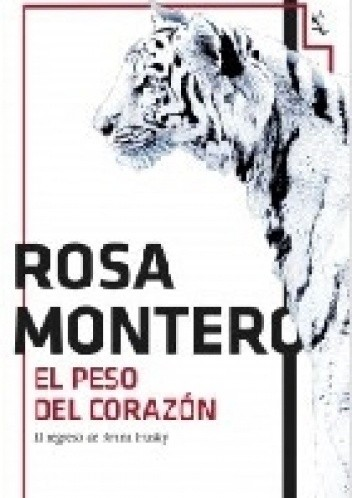 Okładka książki El peso del corazón