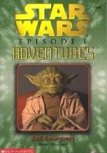 Okładka książki Jedi Emergency