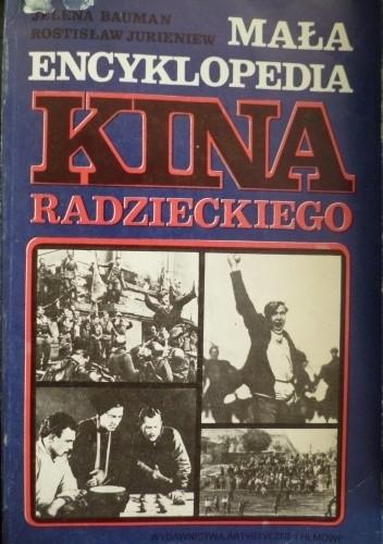 Okładka książki Mała encyklopedia kina radzieckiego