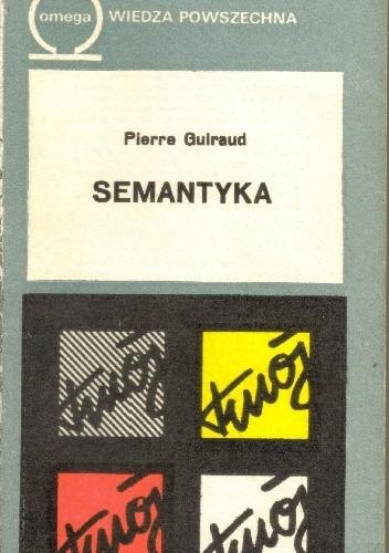 Okładka książki Semantyka