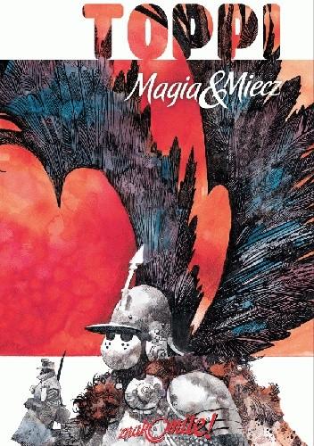 Okładka książki Magia & Miecz