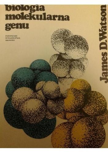 Okładka książki Biologia molekularna genu