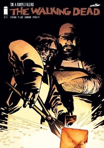 Okładka książki The Walking Dead #131