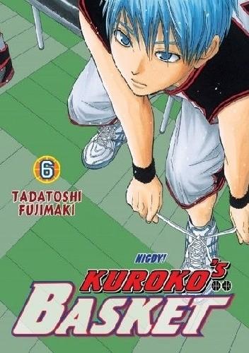 Okładka książki Kuroko's Basket 6