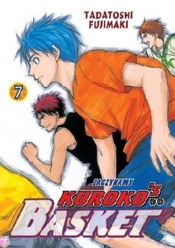 Okładka książki Kuroko's Basket 7
