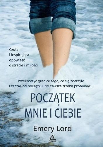 Okładka książki Początek mnie i ciebie