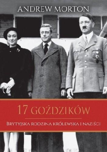 Okładka książki 17 goździków