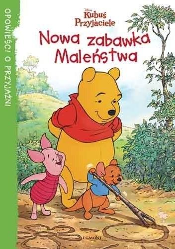 Okładka książki Kubuś i przyjaciele. Nowa zabawka maleństwa