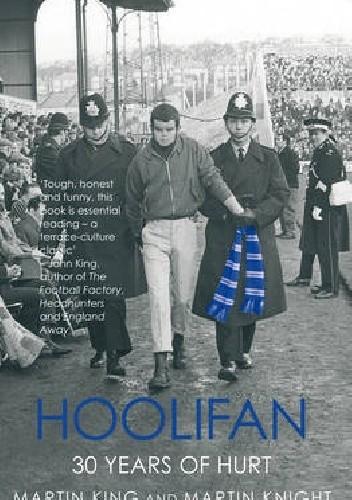 Okładka książki Hoolifan
