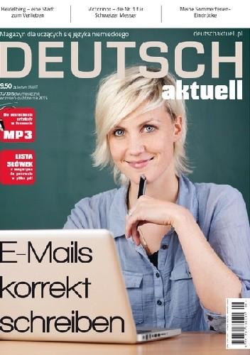 Okładka książki Deutsch Aktuell, 72/2015 (wrzesień/październik)