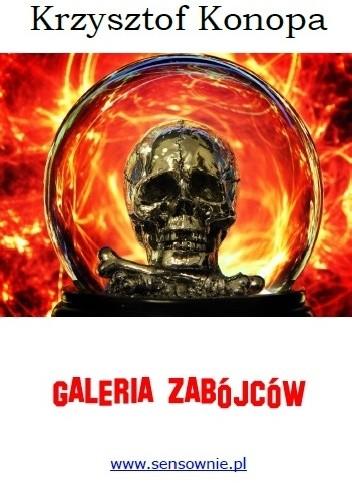 Okładka książki Galeria zabójców