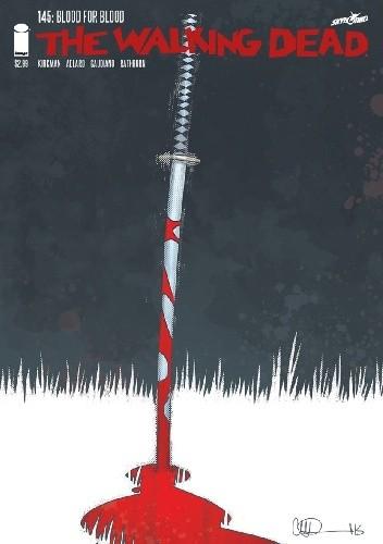 Okładka książki The Walking Dead #145
