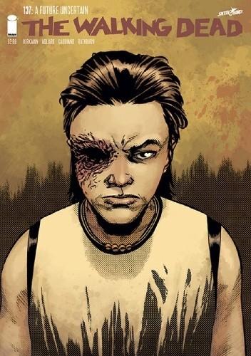 Okładka książki The Walking Dead #137