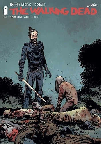 Okładka książki The Walking Dead #134