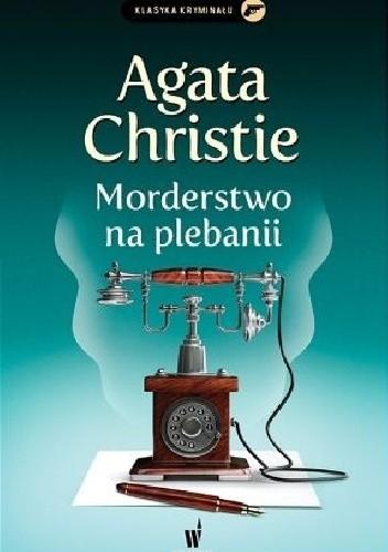 Okładka książki Morderstwo na plebanii