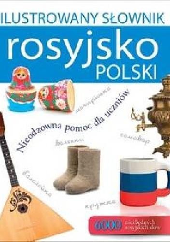 Okładka książki Ilustrowany słownik rosyjsko-polski