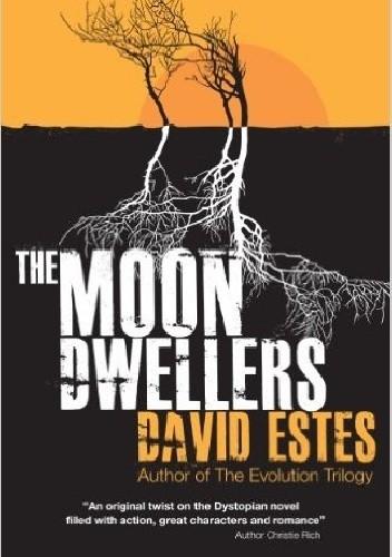 Okładka książki The Moon Dwellers