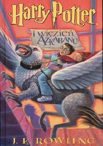 Okładka książki Harry Potter i więzień Azkabanu