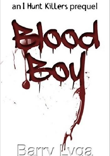 Okładka książki Blood Boy